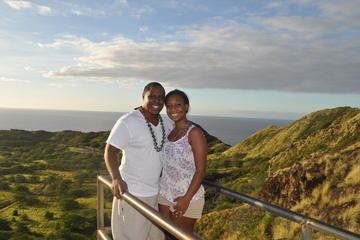 Avontuurlijke tocht naar de Diamond Head Crater