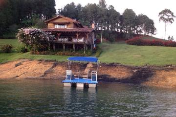 Guatape Lake Tour from Medellin