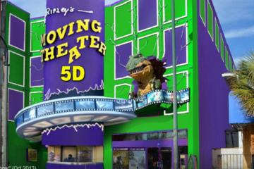 Ripley's 5D Moving Theater in Myrtle...