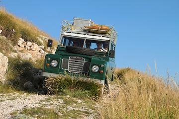 Vintage Defender Offroad Tour from Mostar