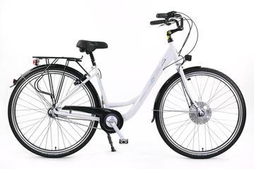 Recorrido en bicicleta por la mañana de medio día por Berlín