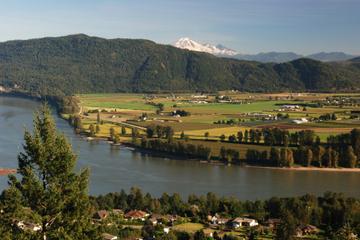 Excursão privada: viagem de um dia para a região vinícola de Fraser...