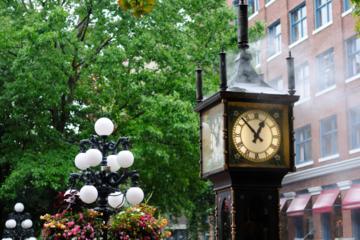 Tour privato: tour turistico di Vancouver