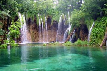 Plitvice lakes NP Private tour from Sibenik