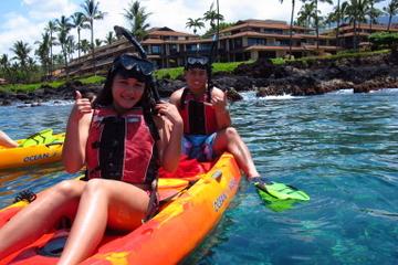 Kajak, Schnorchel und Surfkurs - alles an einem Tag auf Maui