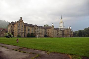 Four Floor Historic Tour of Gothic Insane Asylum