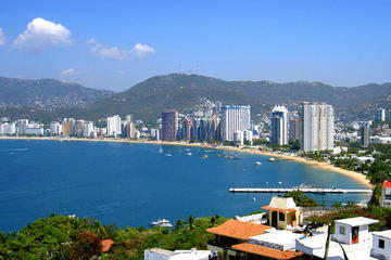 Acapulco Highlights Half-Day Tour