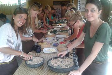 Balinese Cooking Class with Lunch or Dinner in Ubud