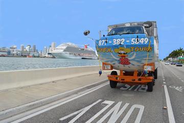 South Beach Duck Tours