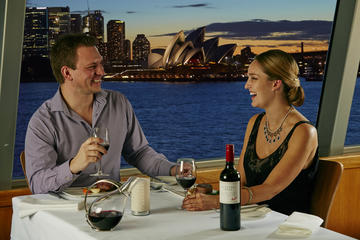 Crociera nel porto di Sydney con cena