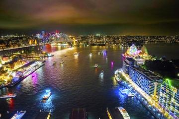 Croisière dans le port de Sydney des...