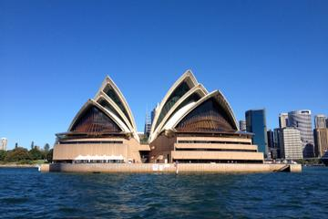 Cruzeiro de destaques no Porto de Sydney