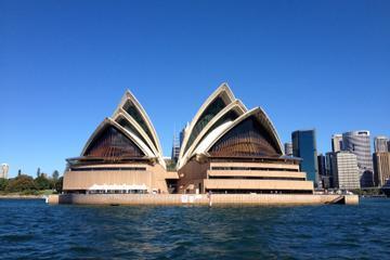 Kryssning i Sydney Harbour med sightseeing