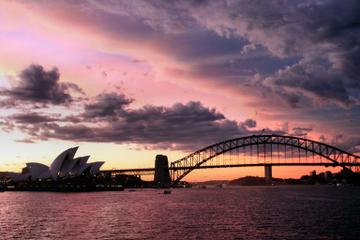 Lyxig middagskryssning i Sydney Harbour