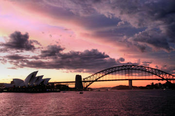 Sydney Harbour Sky Deck Gold Dinner Cruise