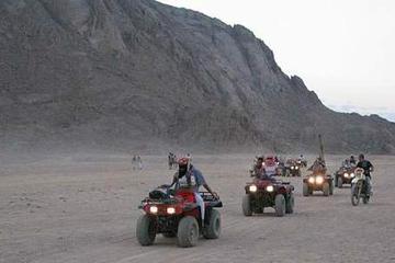 PRIVATE QUAD BIKING DESERT SAFARI IN SHARM EL SHEIKH