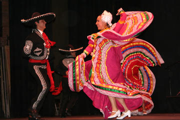 Private Tour: Folkloric Ballet in Mexico City