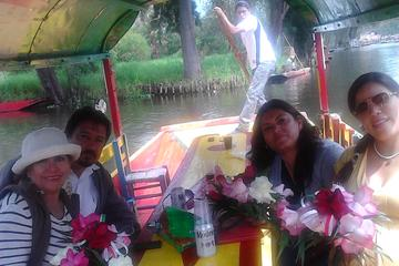 Private Tour: Xochimilco, Coyoacan and Frida Kahlo
