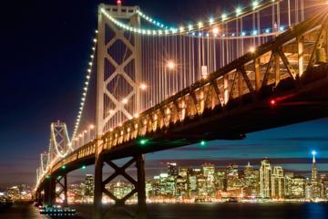 San Francisco Bay Lights Cruise