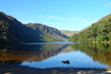 Wicklow Mountains, Glendalough and ...