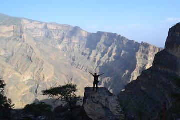 Private Day Trip: Jabal Shams and Nizwa