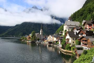 Alpine Panoramic Hallstatt Day Trip Tour from Vienna including Admont