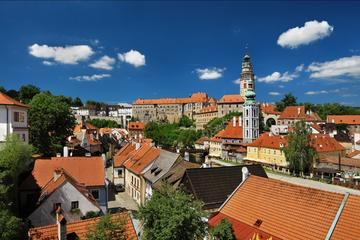Cesky Krumlov and Wachau Danube Valley Tour from Vienna