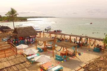 Bomba Beach Day Tour Including Lunch from Cartagen