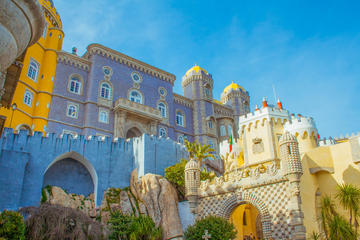 Private Full-Day Sintra, Cabo da Roca...