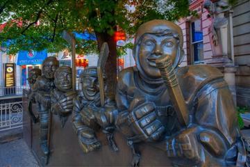Eintritt zur Hockey Hall of Fame
