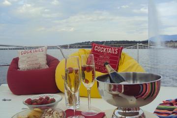 Champagne Private Tour on Catamaran...