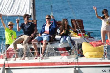 Full-Day Private Sailing Cruise in...