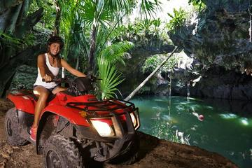 ATV Ride to the Jade Cavern
