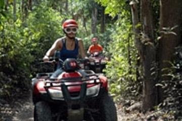 Combinado buceo de superficie y jungla en vehículo todoterreno en...