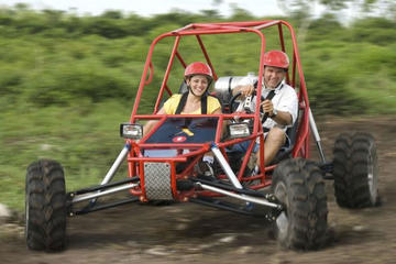 Cozumel Off-Road Xrail Buggy Tour to ...