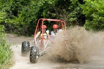 Excursión en tierra en Cozumel: excursión de aventura en todoterreno