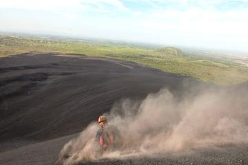 Cerro Negro Hiking and Sand Boarding...