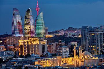 3-Hour Private Baku Night Tour