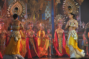Alcazar Show in Pattaya with Hotel Transfers