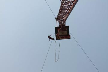 Bungy Jumping at Pattaya