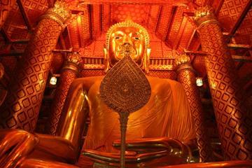 Excursion d'une journée à Ayutthaya au départ de Bangkok avec...