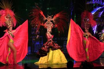 Tiffany's Show-Pattaya- Mezzanine