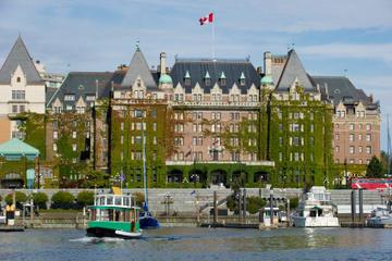 Victoria Shore Excursion: City Sightseeing Tour