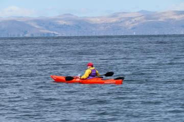 Private Taquile and Uros Islands by Kayak