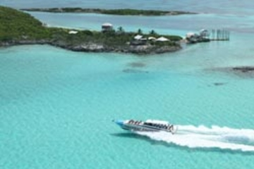 Nassau Landausflug: Exuma Powerboat Adventure