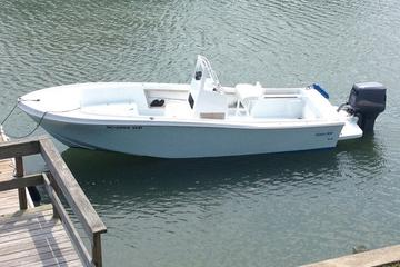 Traverse Bay Fishing Boat Rental