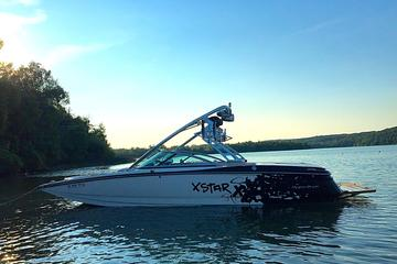 Traverse Bay Wakeboard Boat Rental