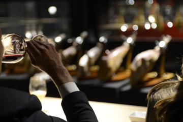 Culinaire wijnproeverij in Barcelona inclusief kaas en Iberische ham