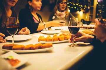 Privat rundtur till fots för matälskare i Barcelona