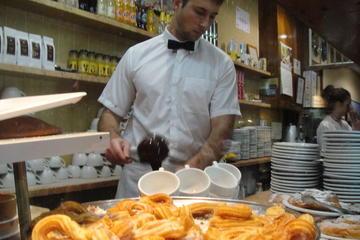 Rundtur till fots i Barcelona med choklad- och sötsaksprovning